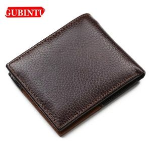 GUBINTU Bags - New Men's wallet